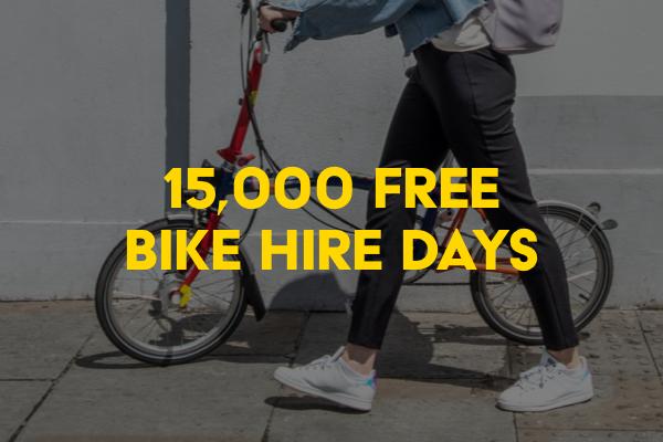 Car Free Day Bike Hire Days